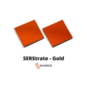 Sers Substrate Gold Silmeco